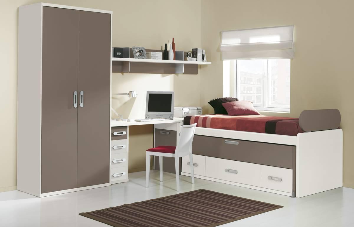 Dormitorios Juveniles Carpintero Oviedo ~ Habitaciones Juveniles De Madera